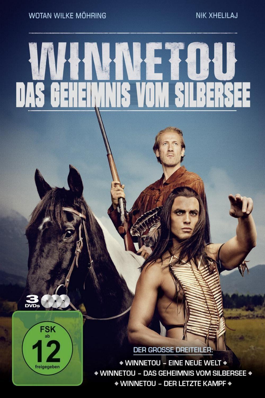 """Plakat von """"Winnetou: Das Geheimnis vom Silbersee"""""""
