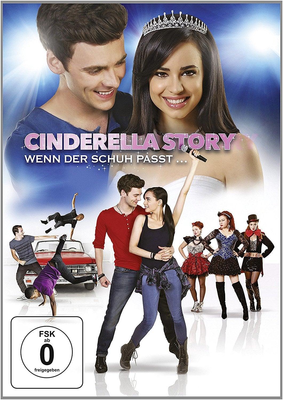 """Plakat von """"Cinderella Story 4: Wenn der Schuh passt..."""""""