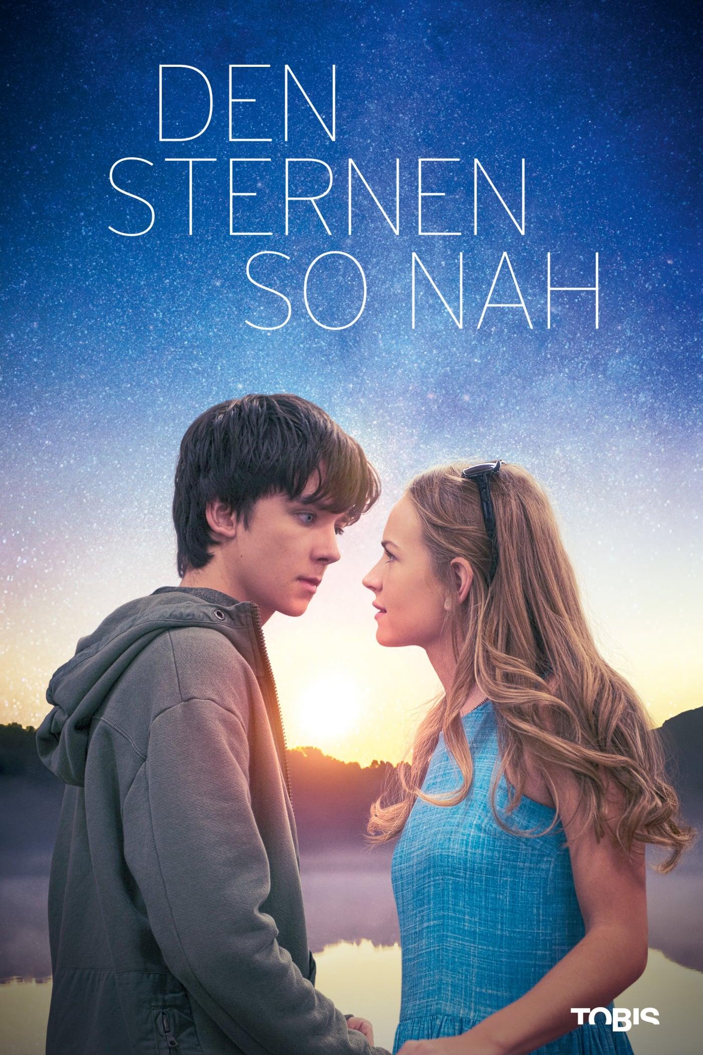 """Plakat von """"Den Sternen so nah"""""""
