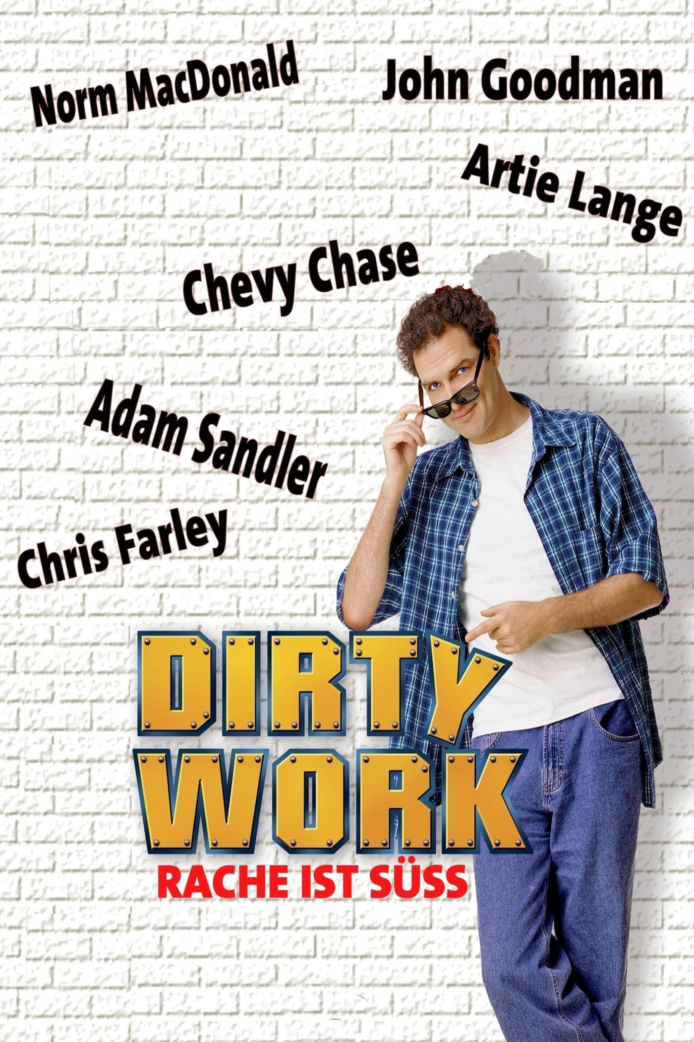 "Plakat von ""Dirty Work"""