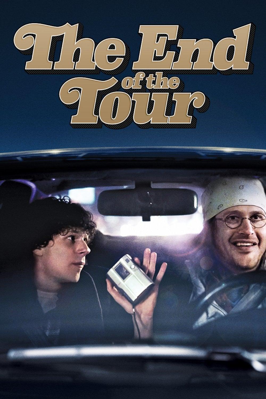 "Plakat von ""The End of the Tour"""