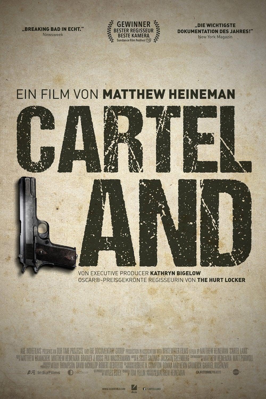 """Plakat von """"Cartel Land"""""""