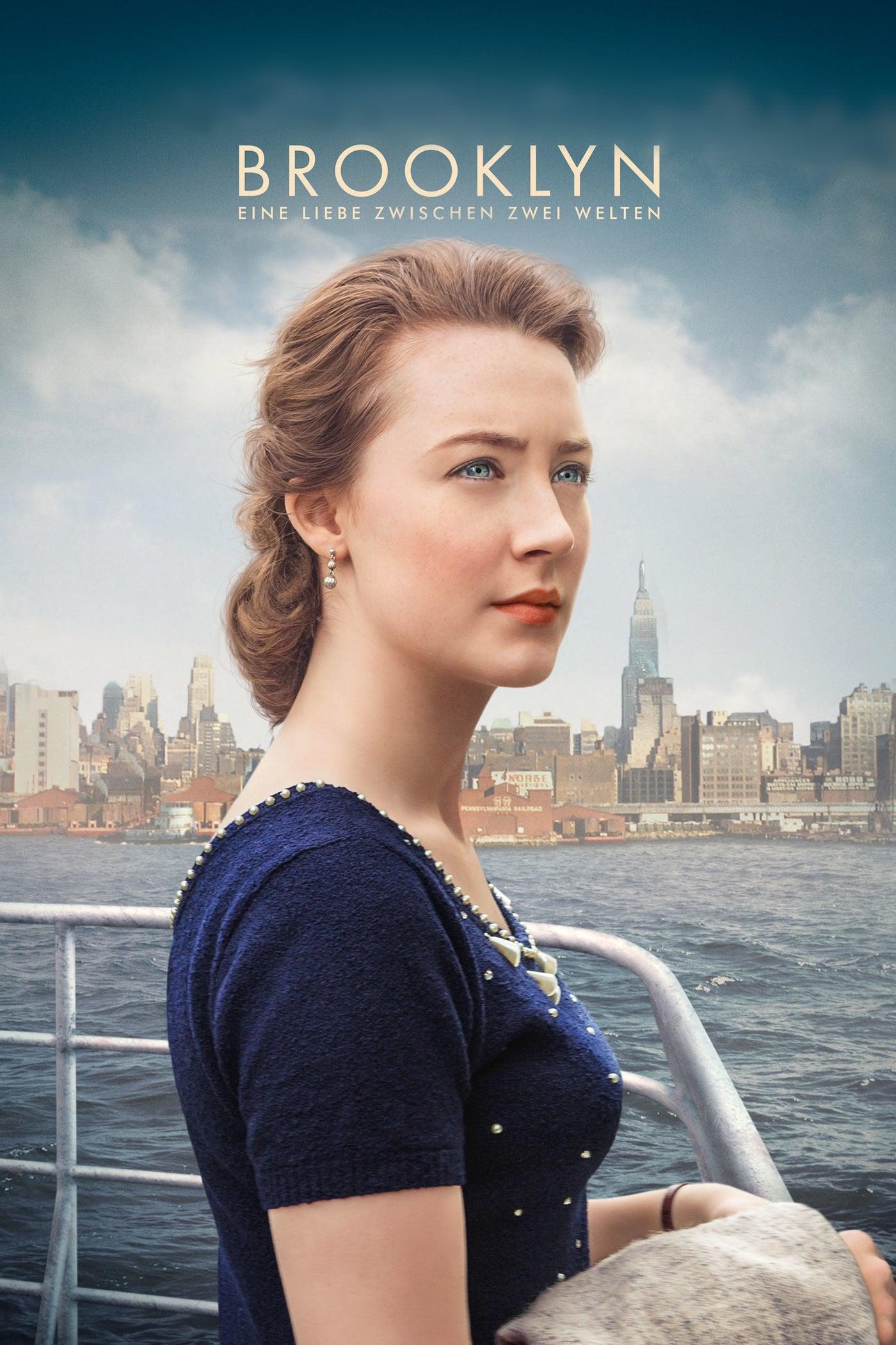 """Plakat von """"Brooklyn - Eine Liebe zwischen zwei Welten"""""""