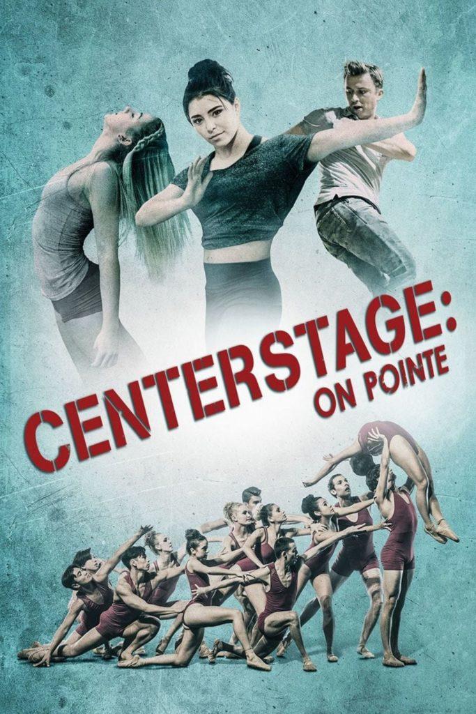 """Plakat von """"Center Stage - On Pointe"""""""
