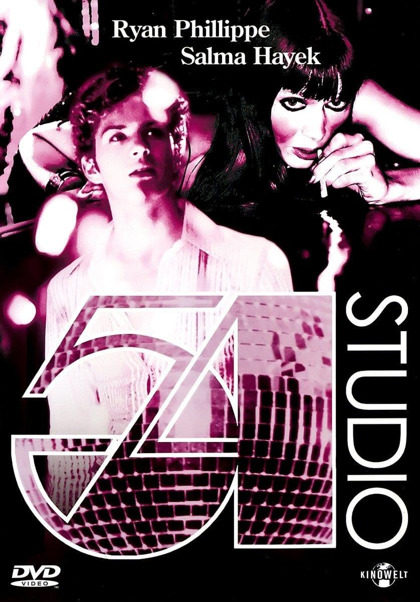 "Plakat von ""Studio 54"""