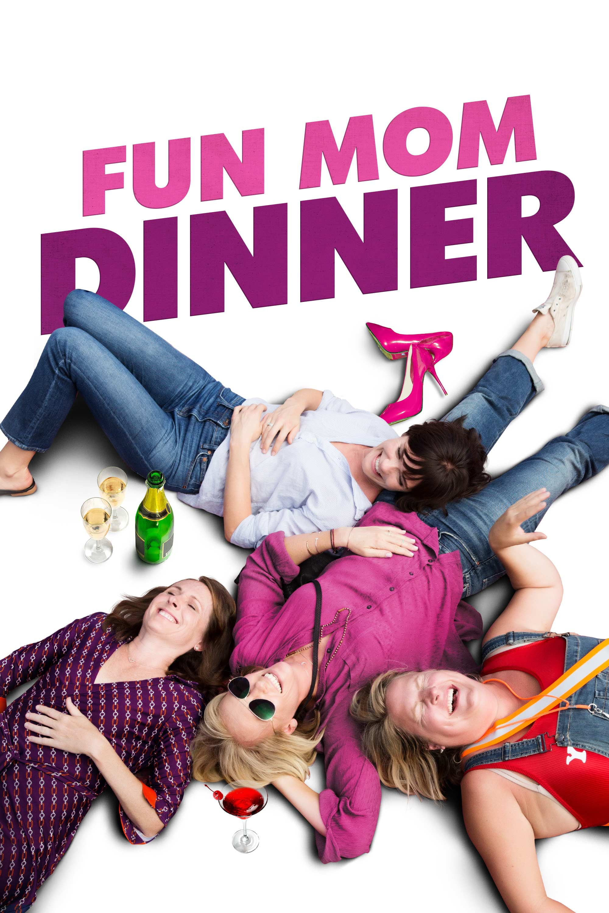 "Plakat von ""Fun Mom Dinner"""