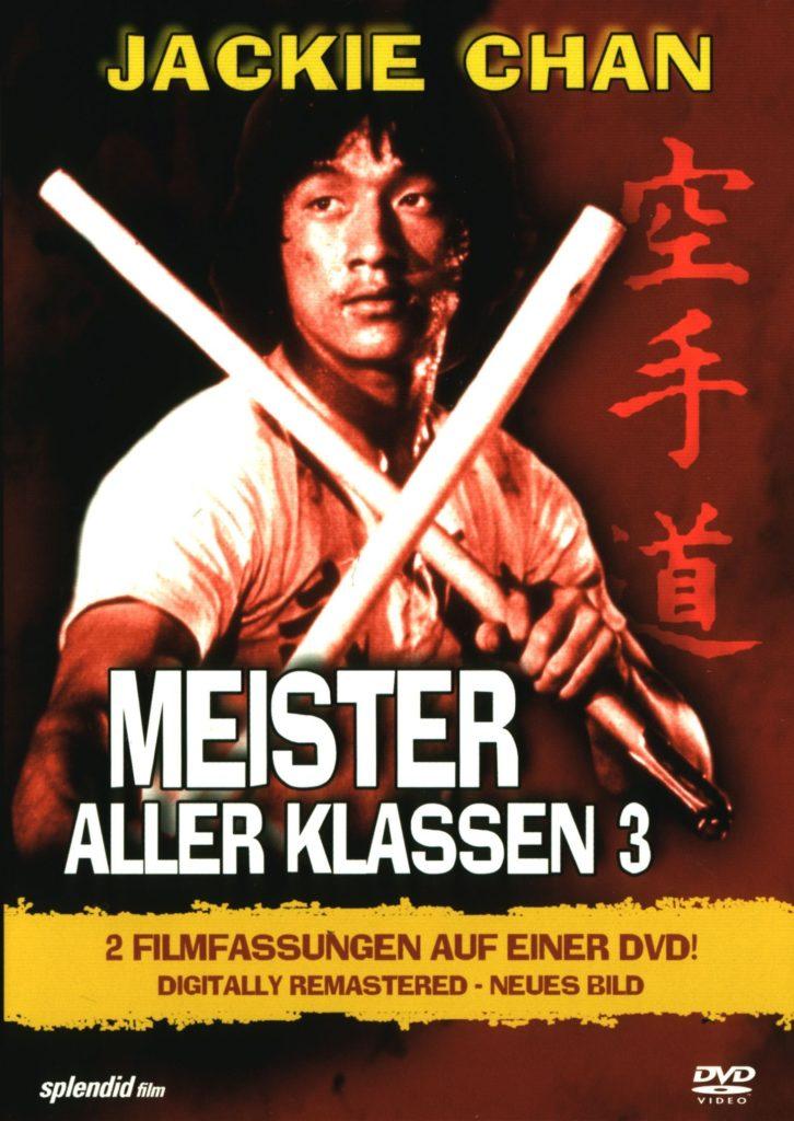 """Plakat von """"Meister aller Klassen 3"""""""
