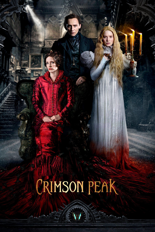 """Plakat von """"Crimson Peak"""""""
