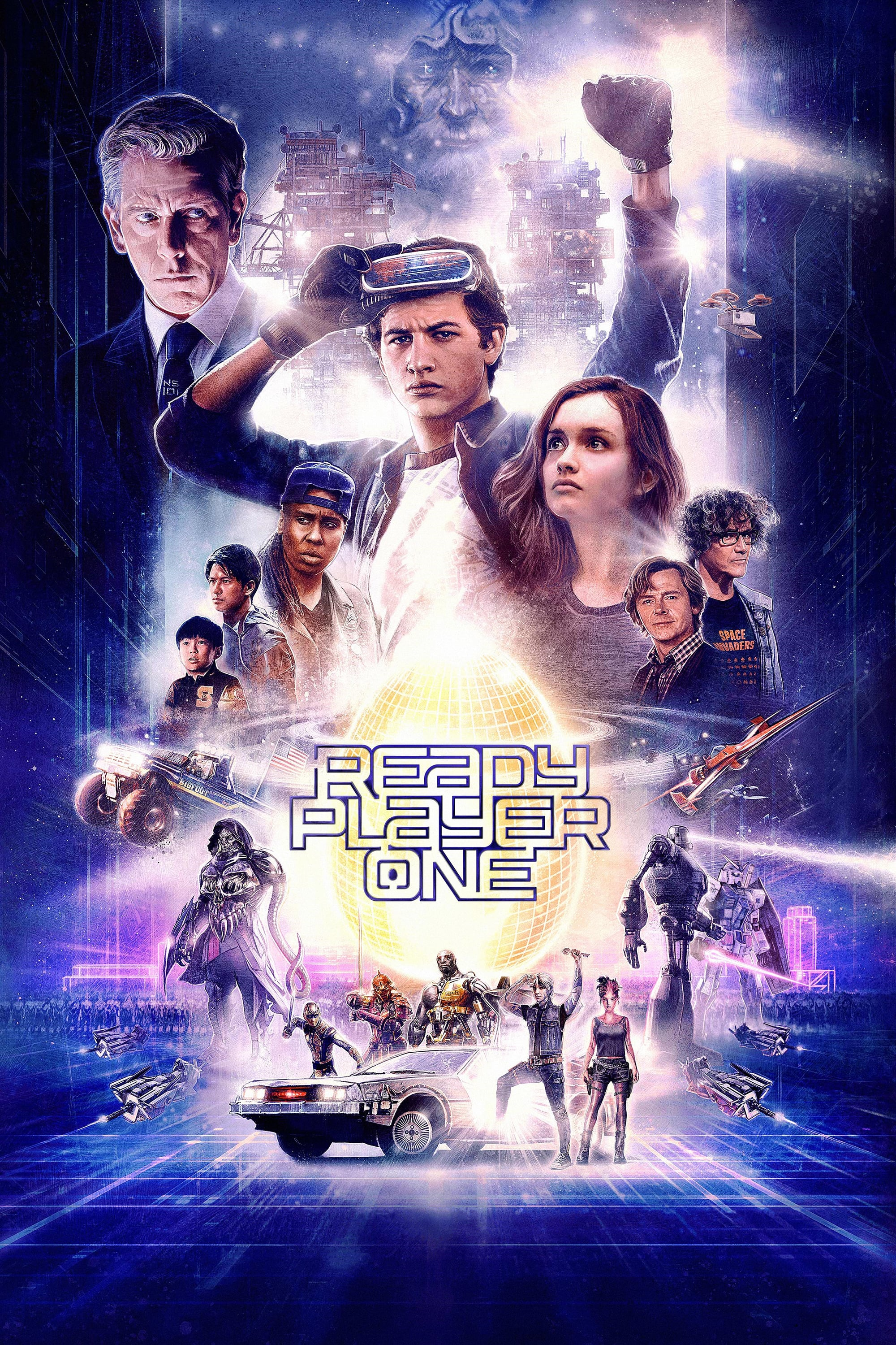 "Plakat von ""Ready Player One"""