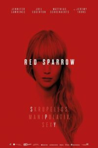 Plakat von Red Sparrow