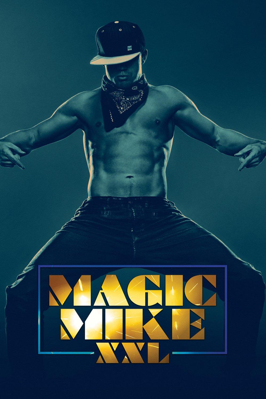 """Plakat von """"Magic Mike XXL"""""""