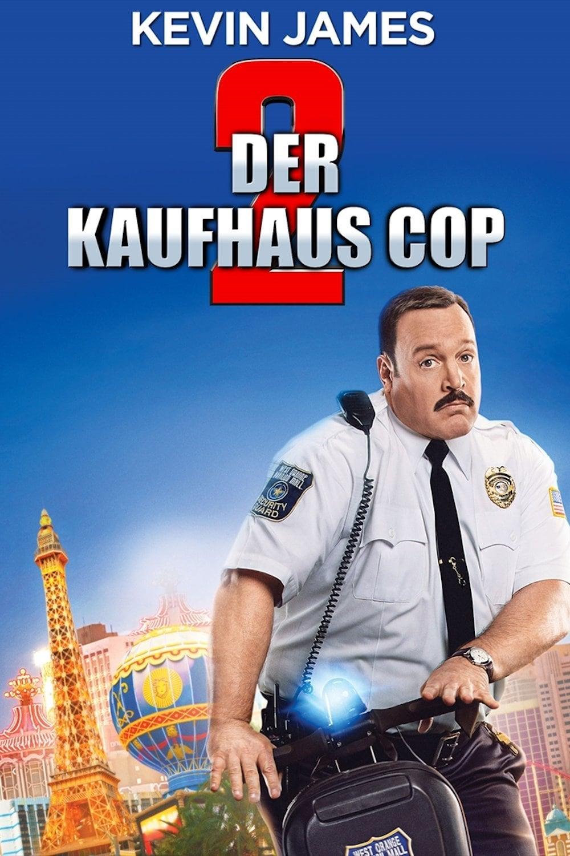 """Plakat von """"Der Kaufhaus Cop 2"""""""