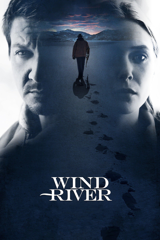 """Plakat von """"Wind River"""""""