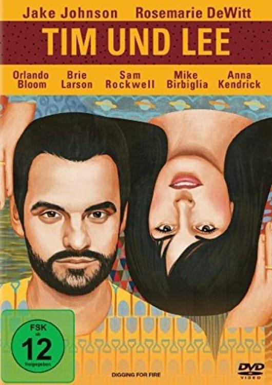 """Plakat von """"Tim und Lee"""""""