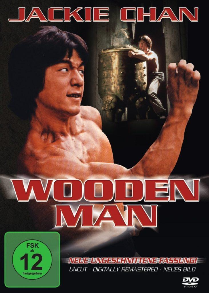 """Plakat von """"Wooden Man"""""""