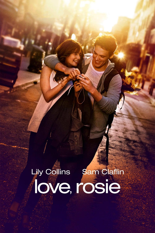"""Plakat von """"Love, Rosie - Für immer vielleicht"""""""