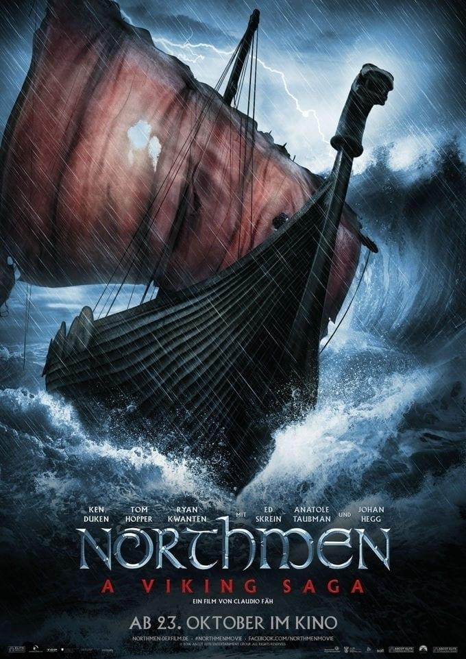 """Plakat von """"Northmen: A Viking Saga"""""""
