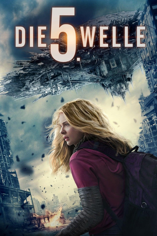 """Plakat von """"Die 5. Welle"""""""