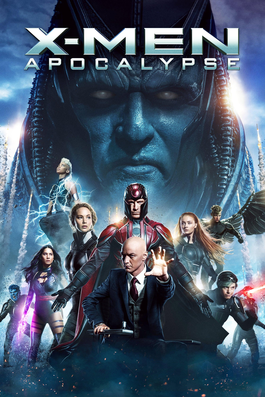 "Plakat von ""X-Men: Apocalypse"""