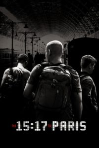 Plakat von 15:17 TO PARIS