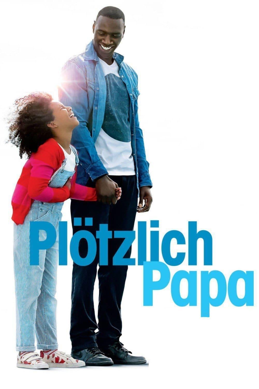 """Plakat von """"Plötzlich Papa"""""""
