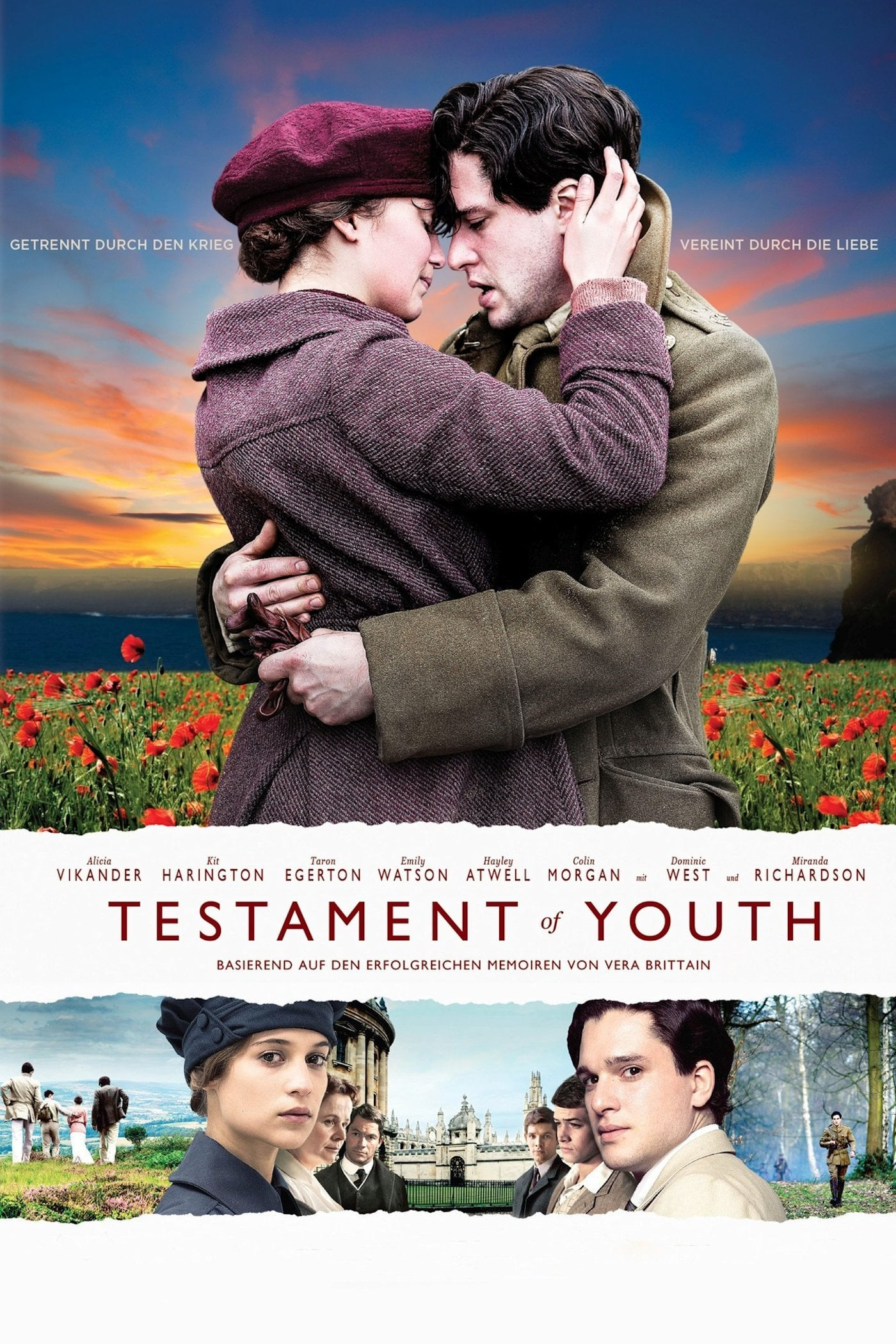 "Plakat von ""Testament of Youth"""