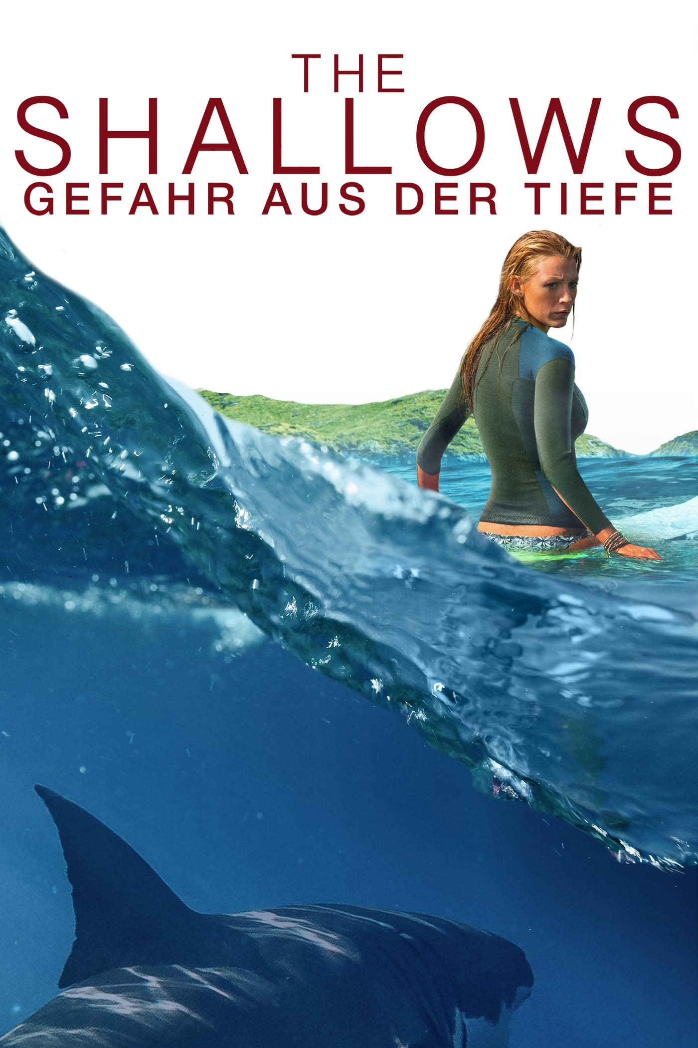 """Plakat von """"The Shallows: Gefahr aus der Tiefe"""""""