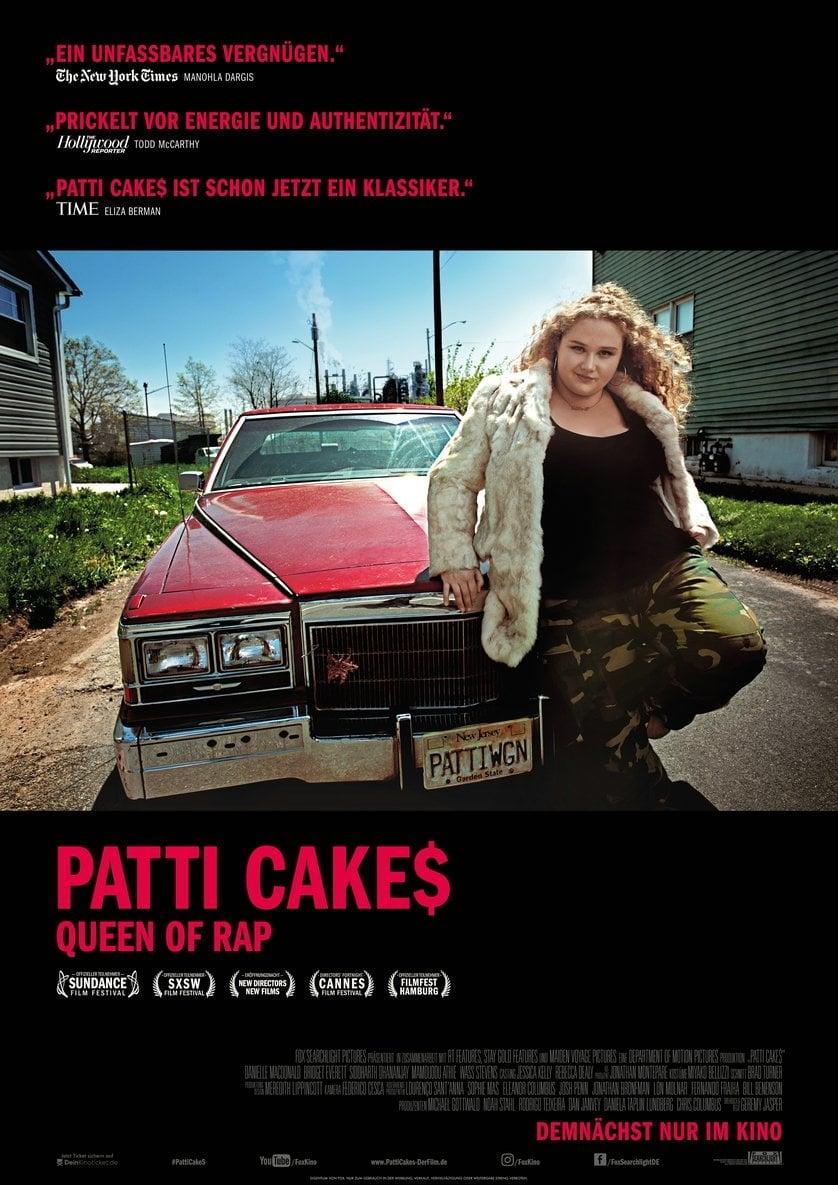 """Plakat von """"Patti Cake$"""""""