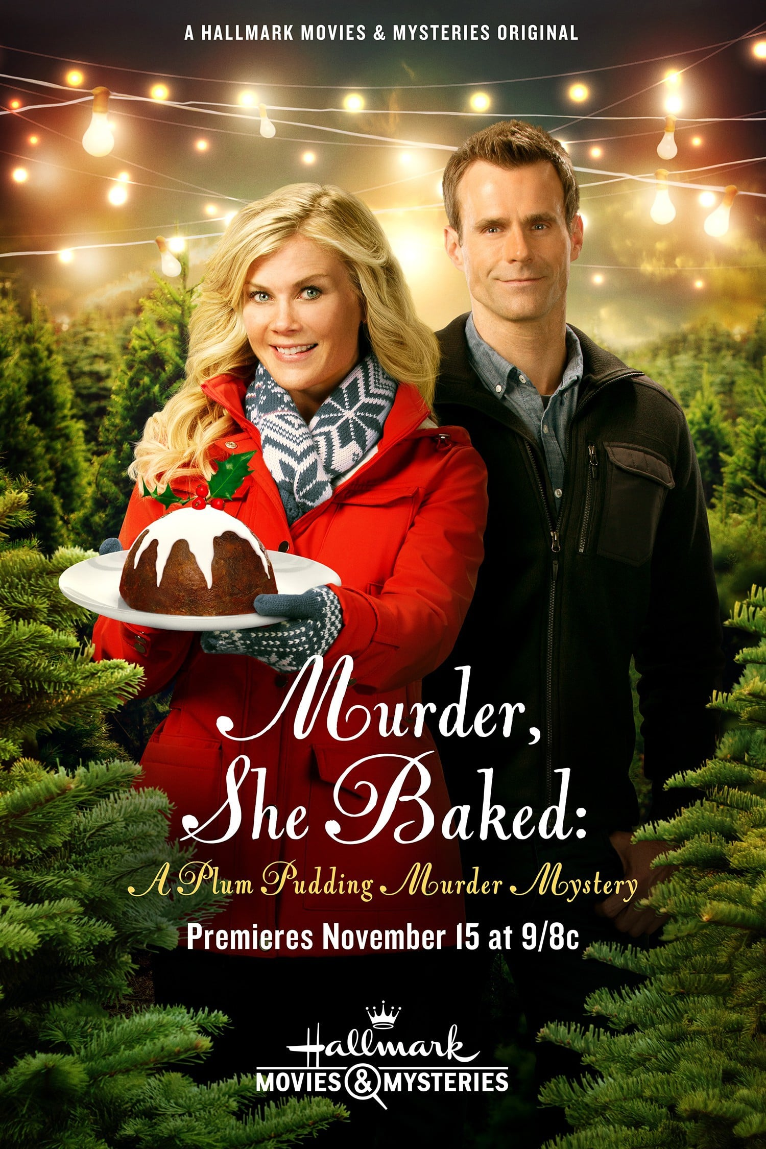 "Plakat von ""Murder, She Baked: A Plum Pudding Murder Mystery"""