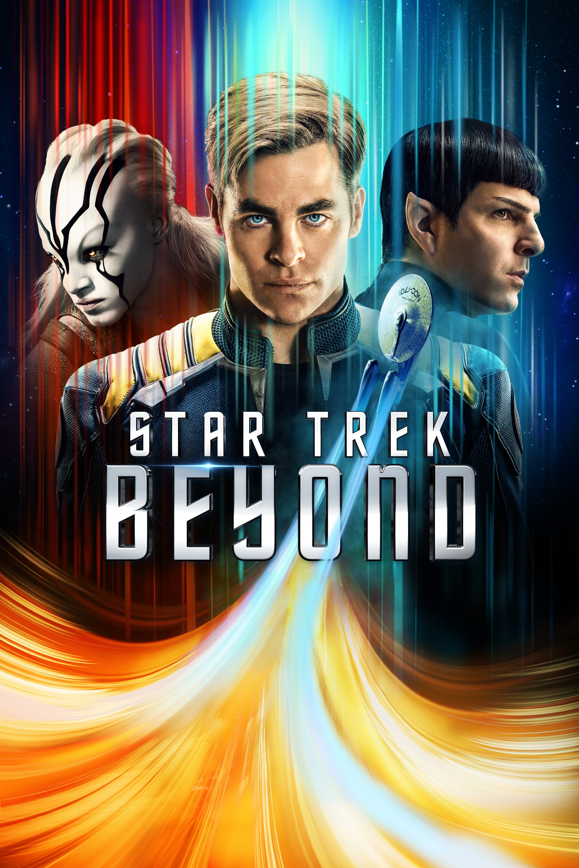"Plakat von ""Star Trek Beyond"""