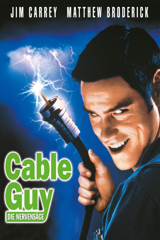 """Plakat von """"Cable Guy - Die Nervensäge"""""""