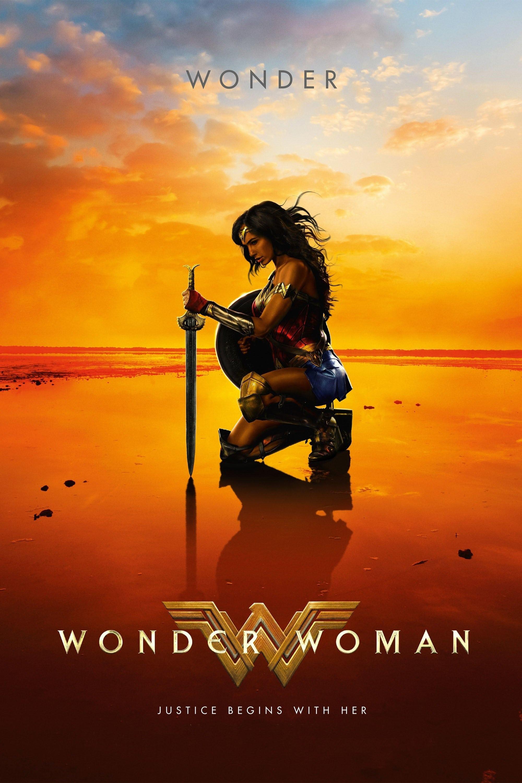 """Plakat von """"Wonder Woman"""""""