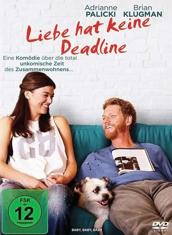 """Plakat von """"Liebe Hat Keine Deadline"""""""