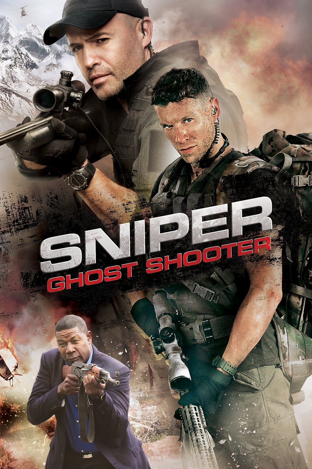"Plakat von ""Sniper: Ghost Shooter"""