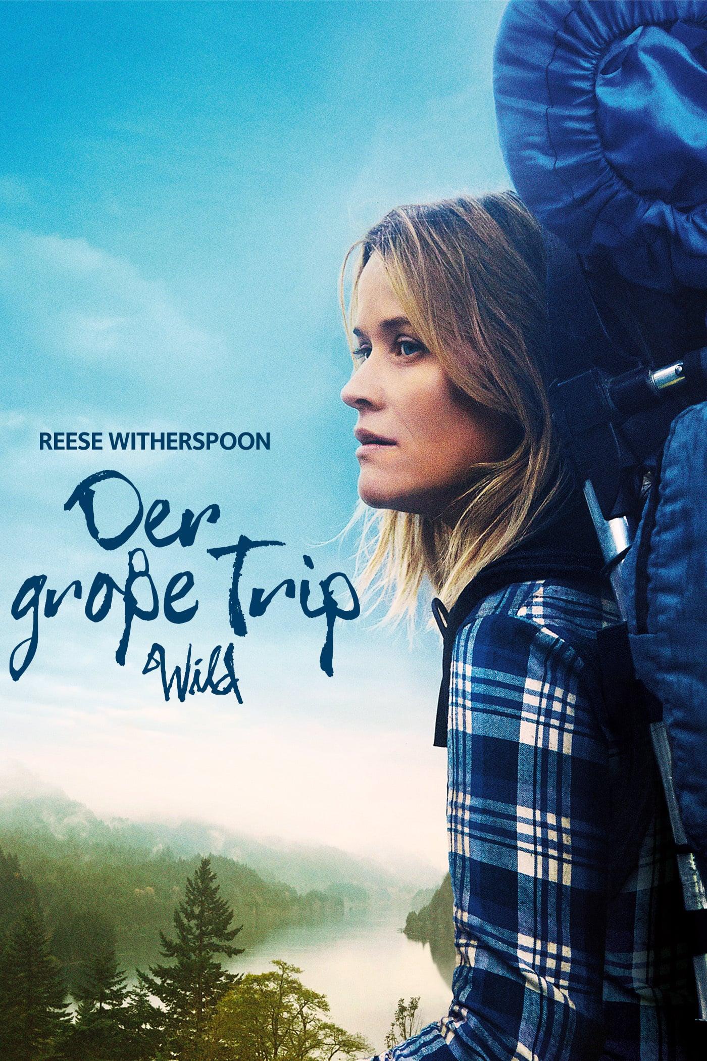 """Plakat von """"Der große Trip - Wild"""""""