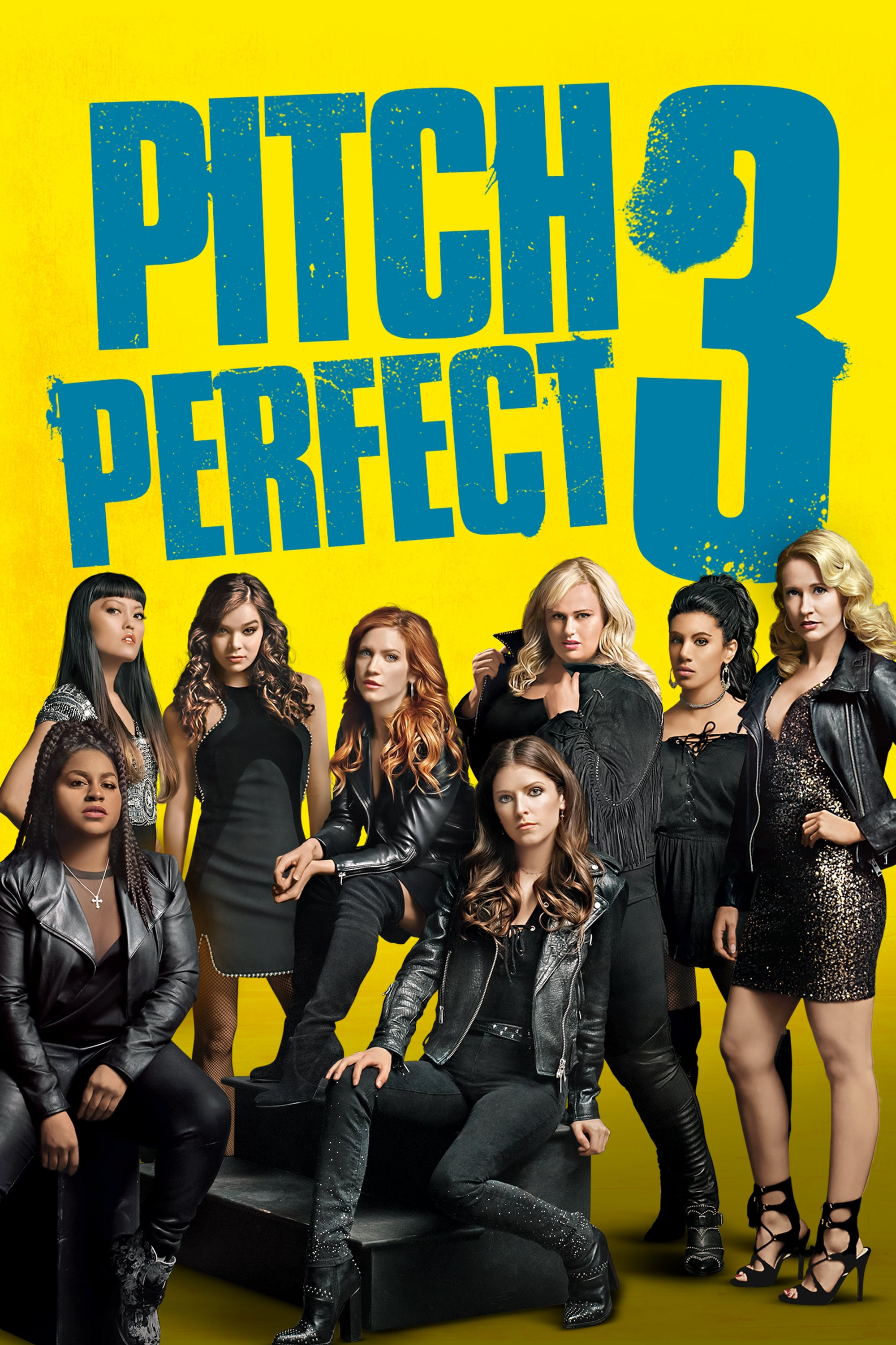 "Plakat von ""Pitch Perfect 3"""