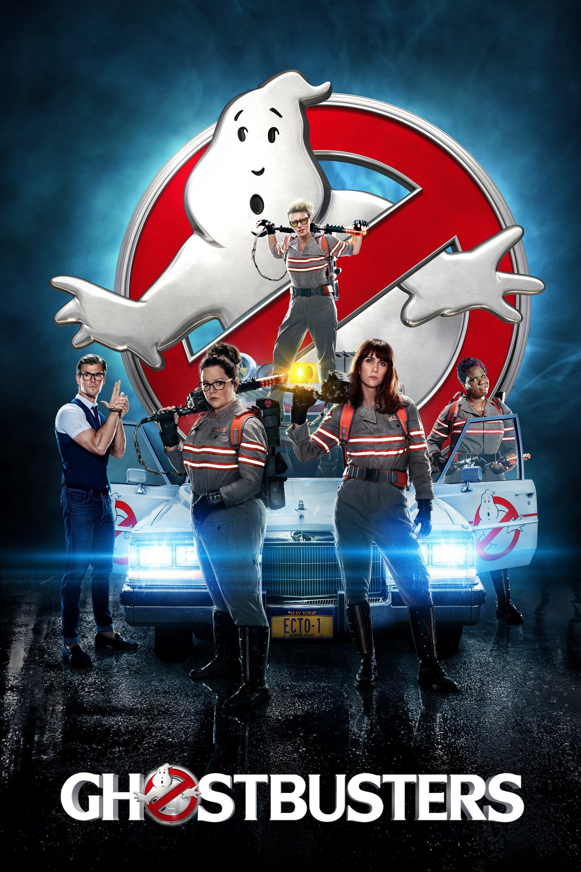 """Plakat von """"Ghostbusters"""""""