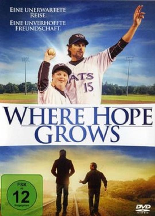 "Plakat von ""Where Hope Grows"""