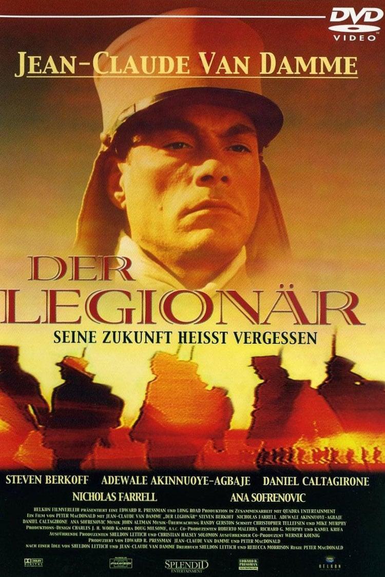 """Plakat von """"Der Legionär"""""""