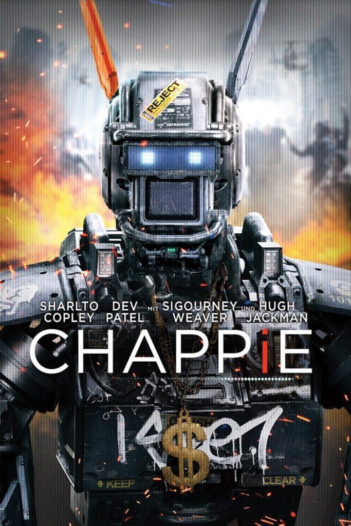 """Plakat von """"Chappie"""""""