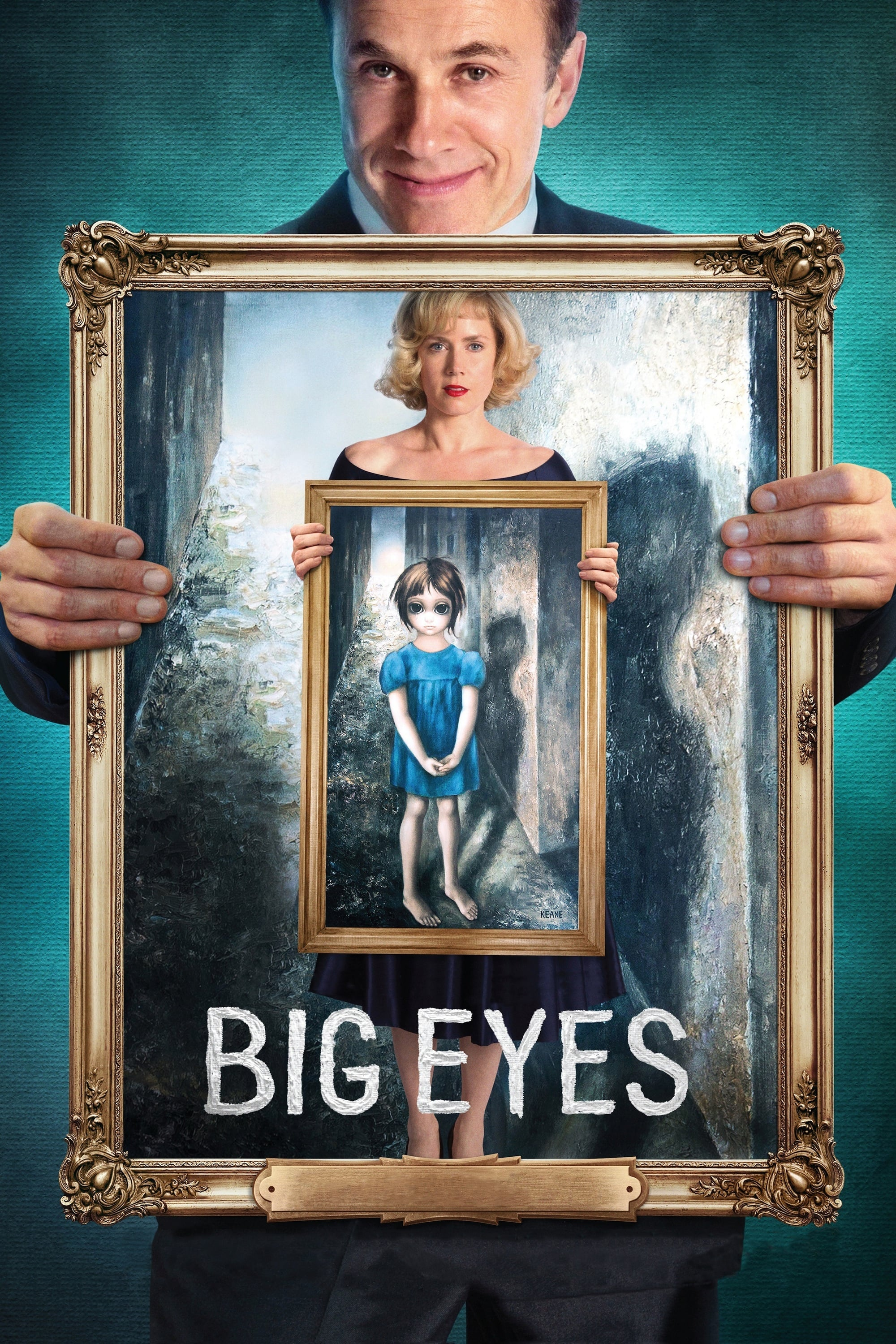 "Plakat von ""Big Eyes"""