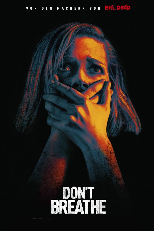 """Plakat von """"Don't Breathe"""""""