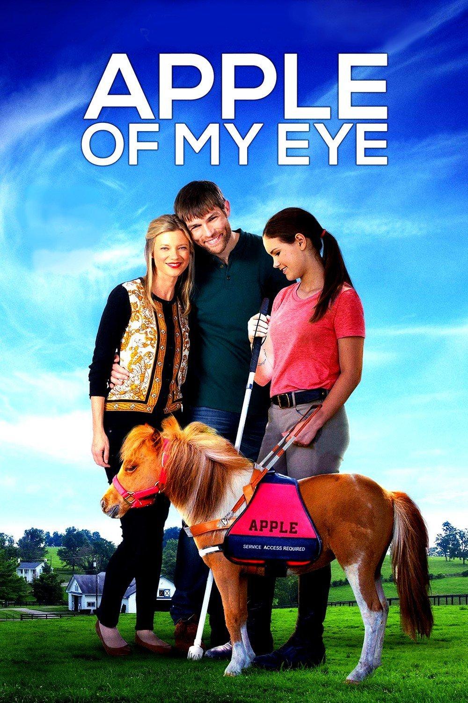 """Plakat von """"Apple of My Eye - Schutzengel brauchen keine Flügel"""""""