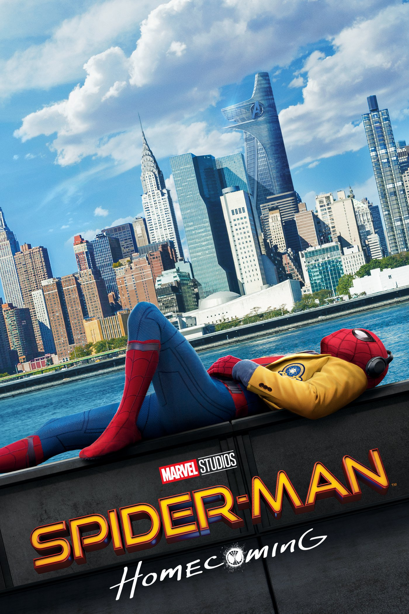 "Plakat von ""Spider-Man: Homecoming"""