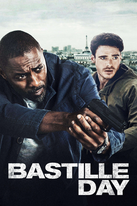 """Plakat von """"Bastille Day"""""""