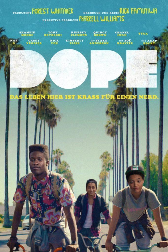 """Plakat von """"Dope"""""""