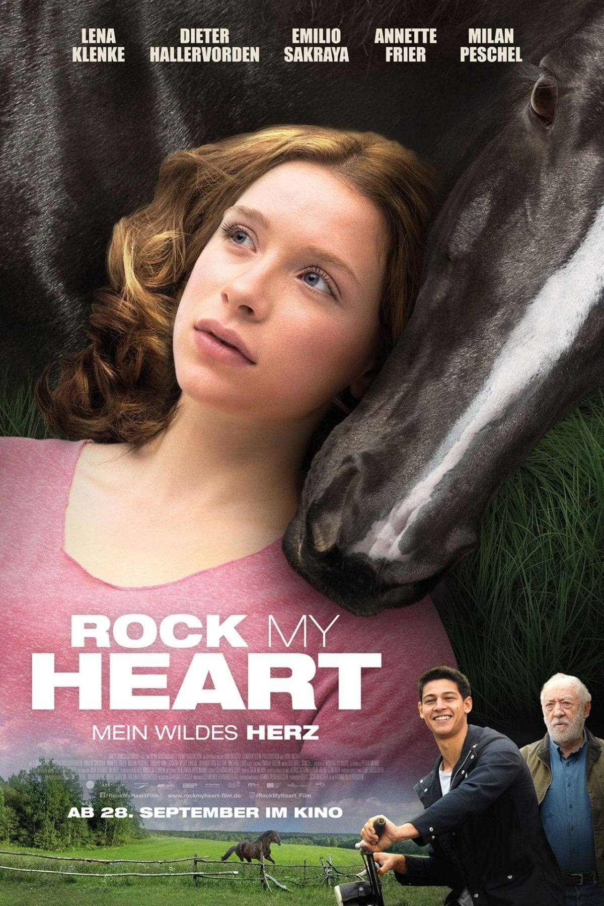 "Plakat von ""Rock My Heart"""