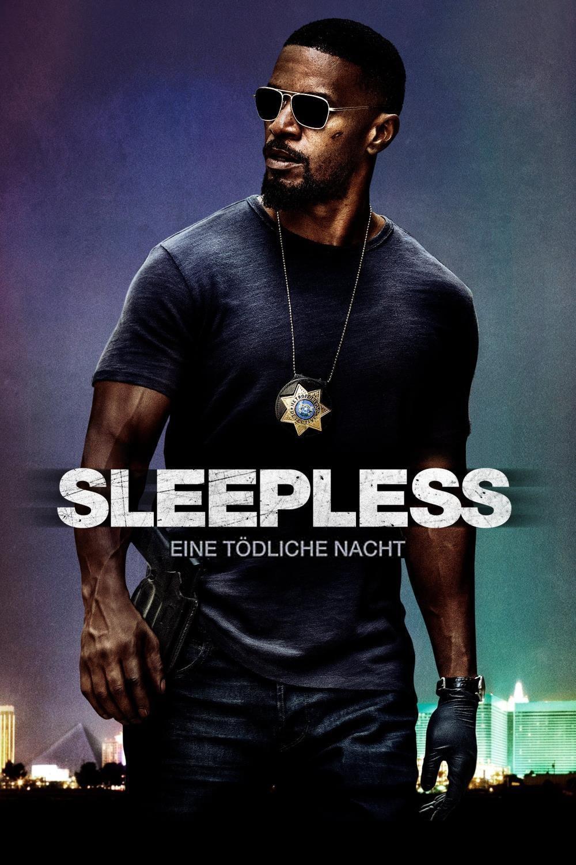 """Plakat von """"Sleepless - Eine tödliche Nacht"""""""