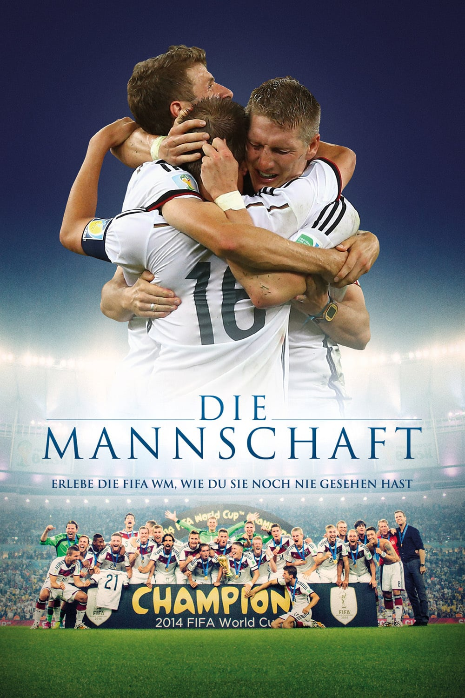 """Plakat von """"Die Mannschaft"""""""