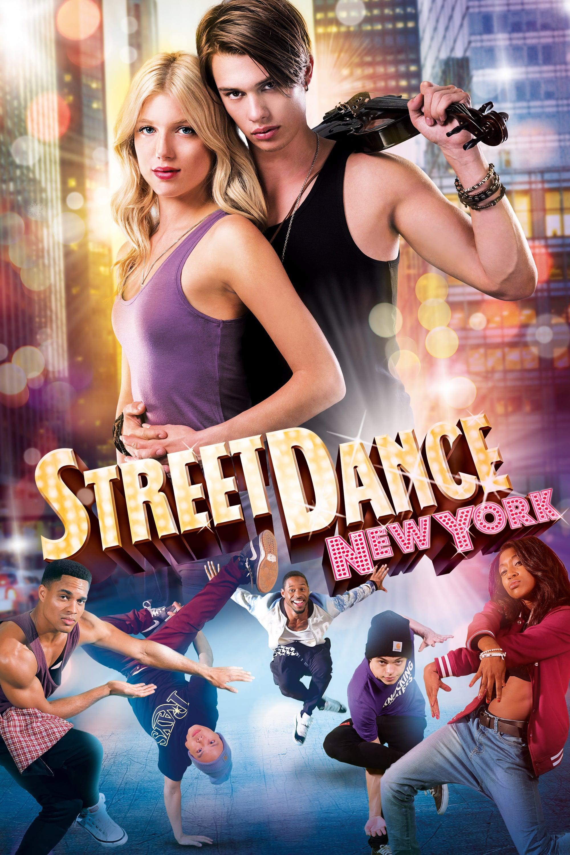 """Plakat von """"StreetDance: New York"""""""